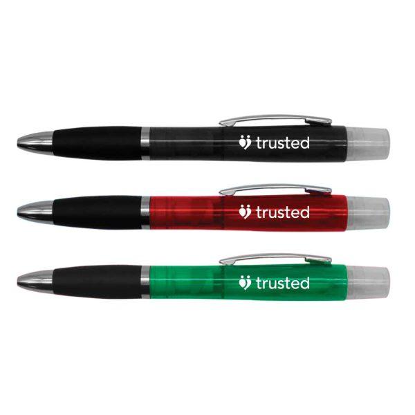 Promo Pen Plus Sanitizer Spray