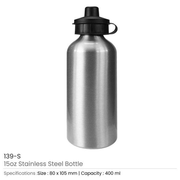 Promotional Bottles 139-S