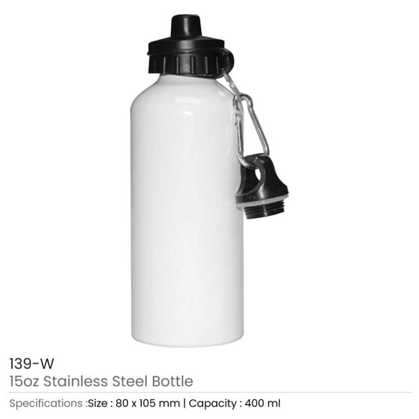 Promotional Bottles 139-W