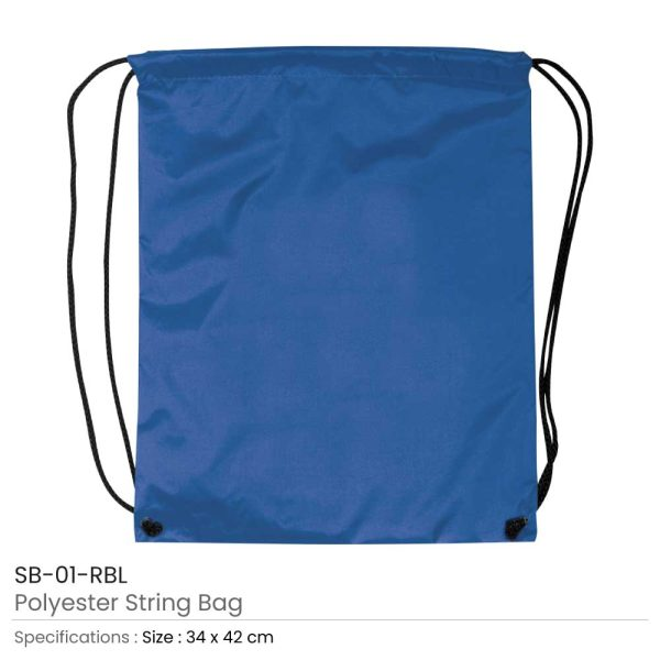 Promotional String Bags SB-01-RBL