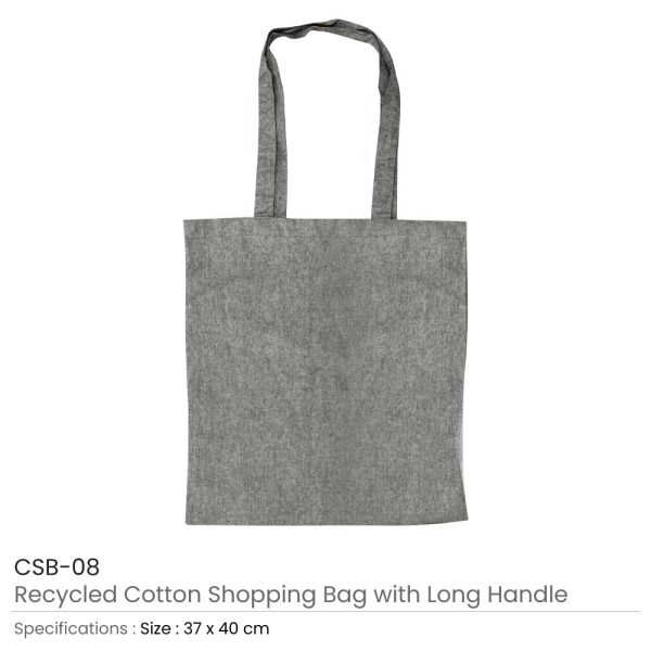 Promotional Recycled Cotton Bags