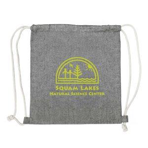 Branding Recycled Drawstring Bags CSB-09