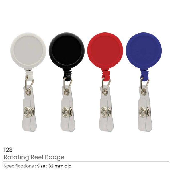 Reel Badges