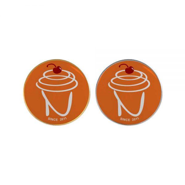 Flat Logo Badges