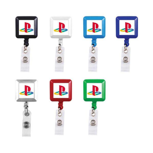 Promotional Badge Reels