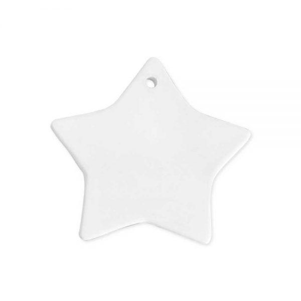 Stars Ceramic Ornaments