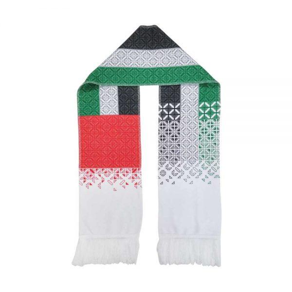 UAE Flag Scarfs