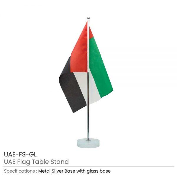UAE Flag Stands