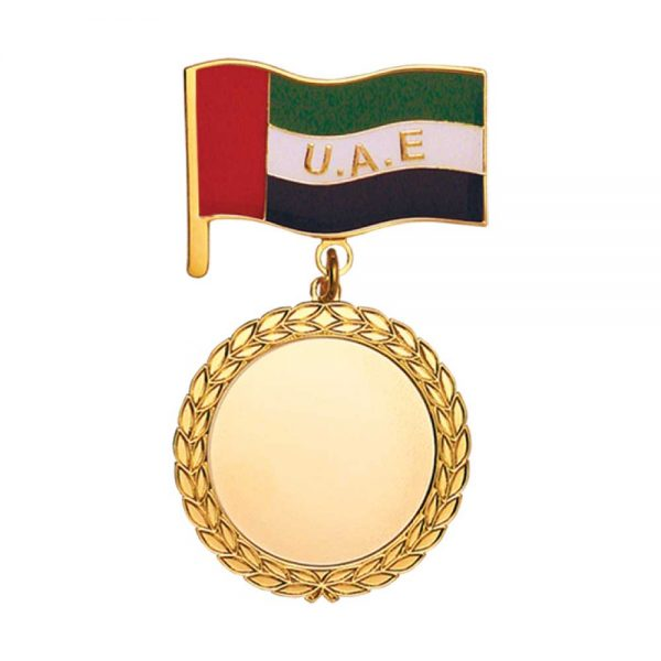 UAE Flag Medal