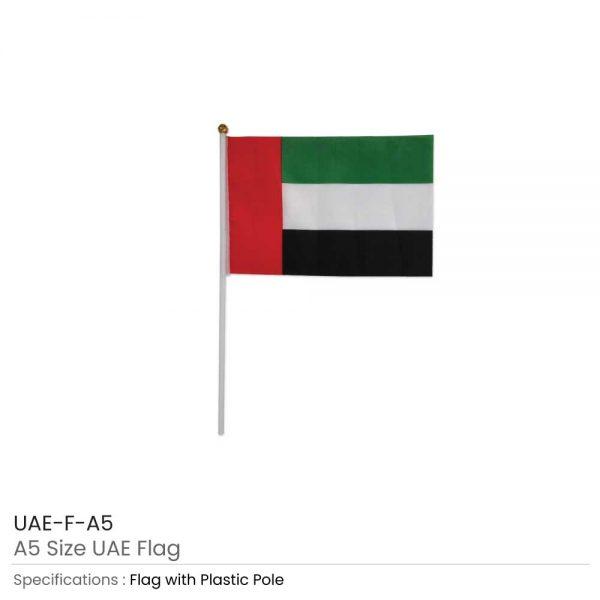 UAE flags A5