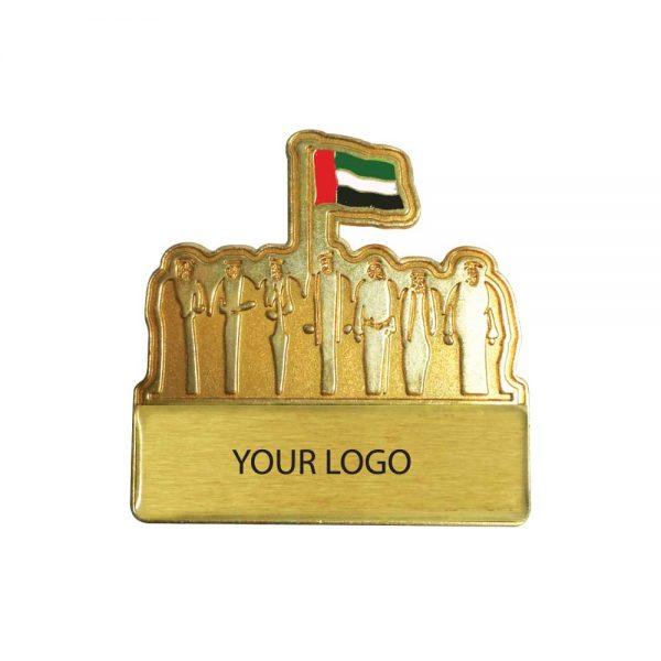 National Day Golden Badges