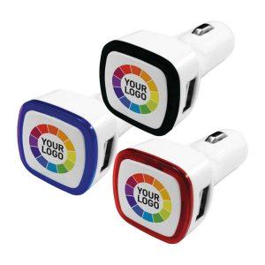 Branding USB Car Charger CARC