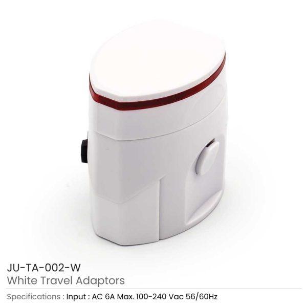 Universal Travel Adapters JU-TA-002
