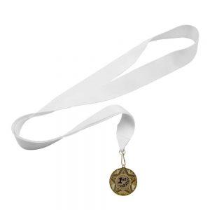 White Medal Ribbon