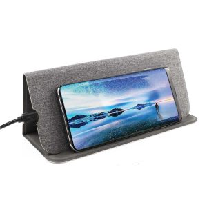 Wireless Charger Mouse Pad JU-WCM1-GY