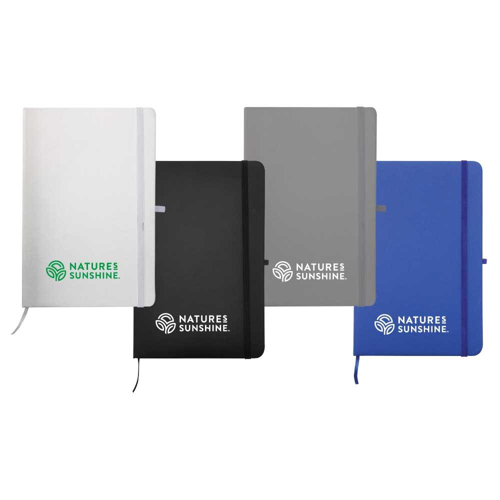 Branding Antibacterial Notebooks