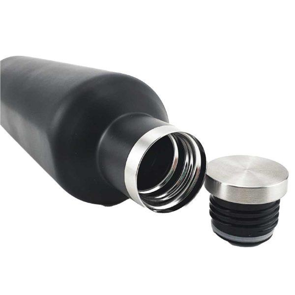 Black Stainless Steel Bottles TM-015-BK