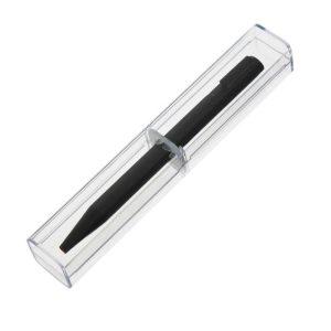 Clear Plastic Pen Box