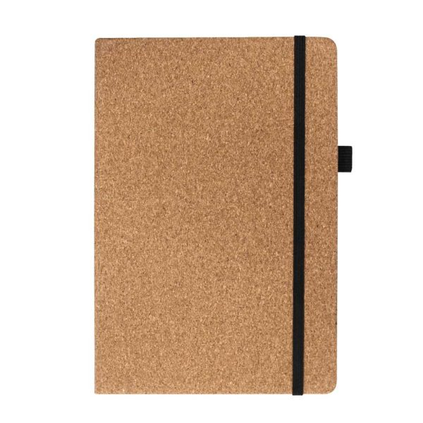 Cork Cover Notebooks