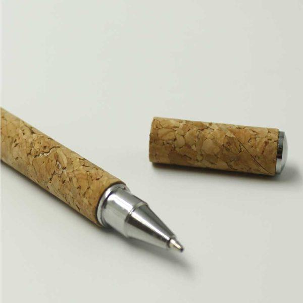 Cork Pens with Stylus