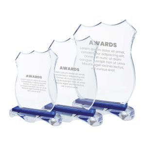 Engraved Crystal Awards
