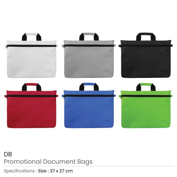 Promotional Document Bags
