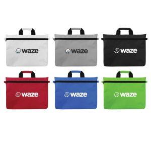 Branding Document Bags