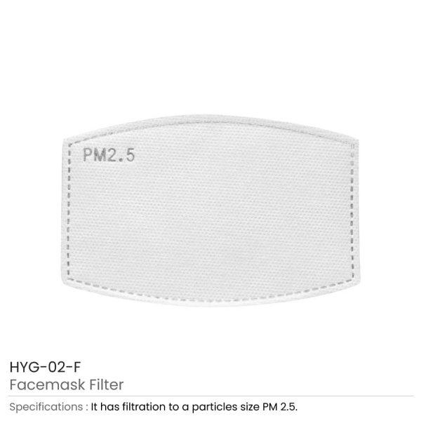 Facemask Filter