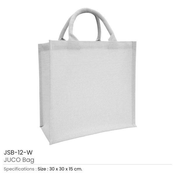 Promotional Juco Shopping Bags