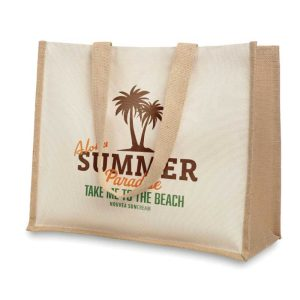 Branding Jute and Cotton Shopping Bags