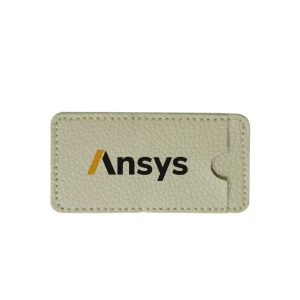 Branding Leather Cover for Card