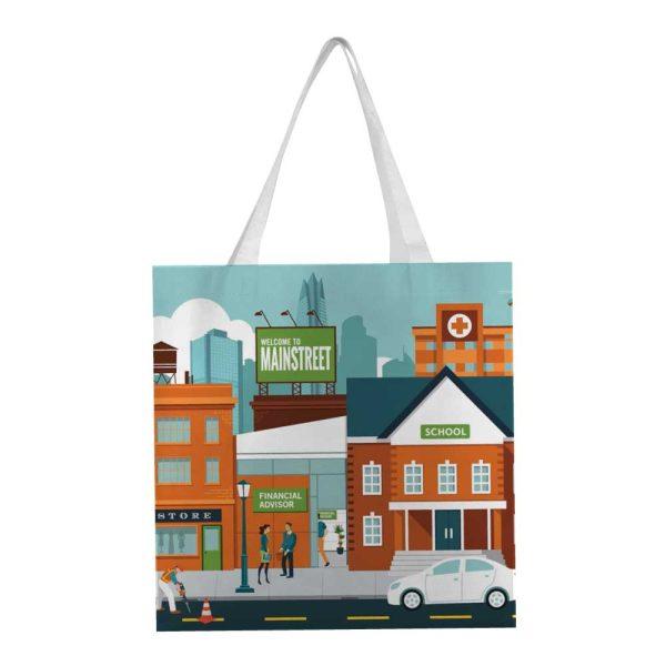 Branding Non Woven Sublimation Bags