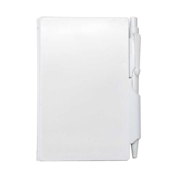 PVC Best Hard cover Notepad with Pen