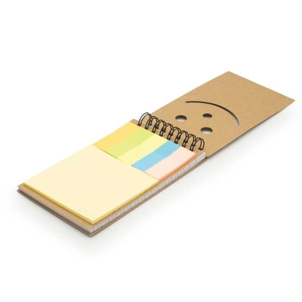 Notepad with Sticky Note