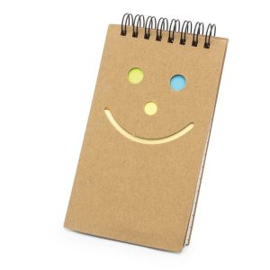 Corporate Gift Notepad with Sticky Note