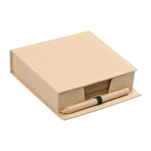 promotional item Recycled Pad Holder with Pencil