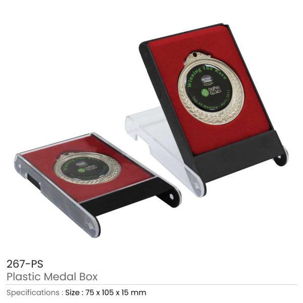 Medal Packaging Box