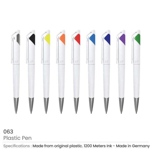 Promotional Premium Plastic Pens