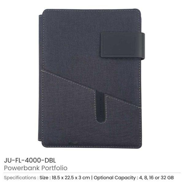 Powerbank Tablet Portfolio