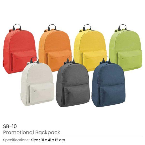 Promotional Backpack SB-10