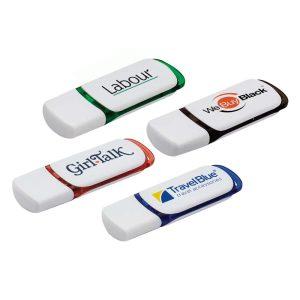 Branding Plastic USB Flash Drives