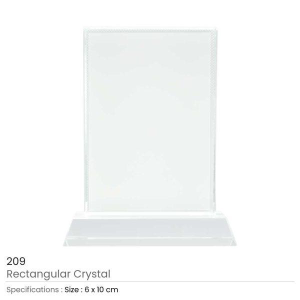 Rectangular Crystal
