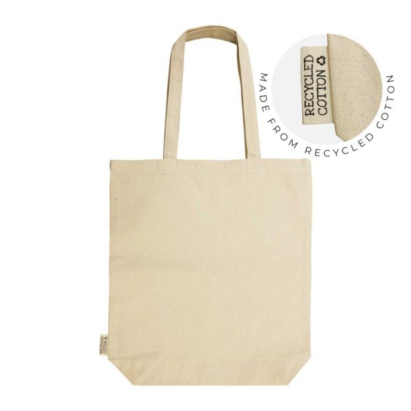 Recycled Cotton Canvas Bags