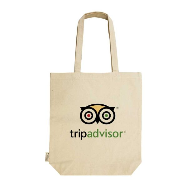 Branding Recycled Cotton Canvas Bags