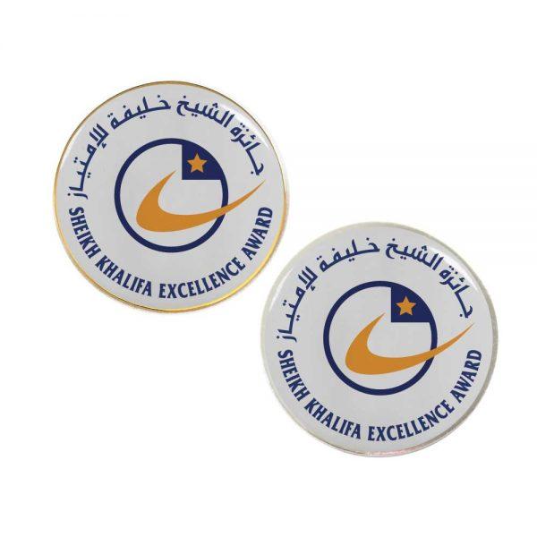 Promo Flat Metal Badges