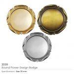 Round-Flower-Design-Logo-Badges-2039-01