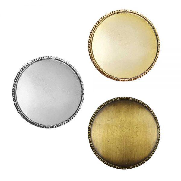 Round Logo Badges