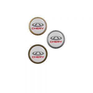Round Logo Badges Printing