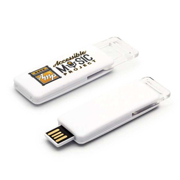 Branding Rubberized ABS Plastic USB Flash Drives