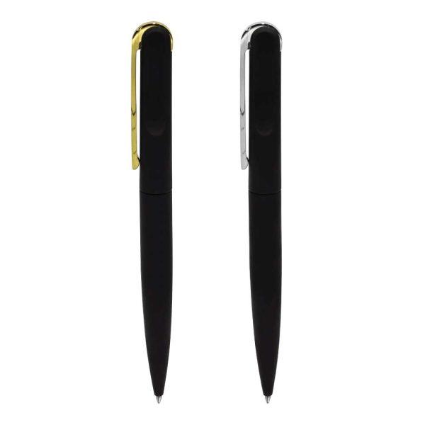 Rubberized Metal Pens